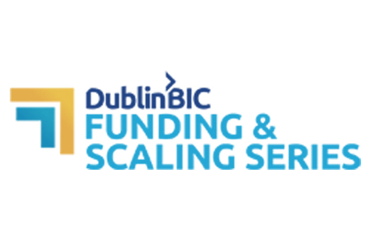 Sponsors of Dublin BIC Funding and Scaling Series
